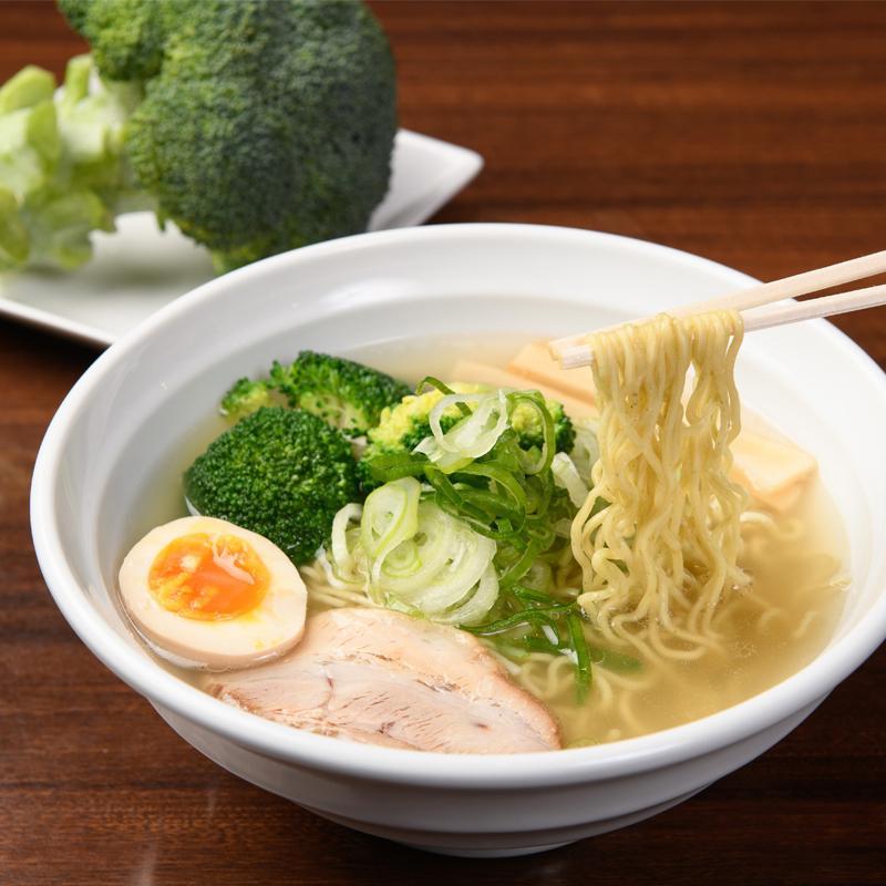ブロッコリーらー麺 farmtokachi 04