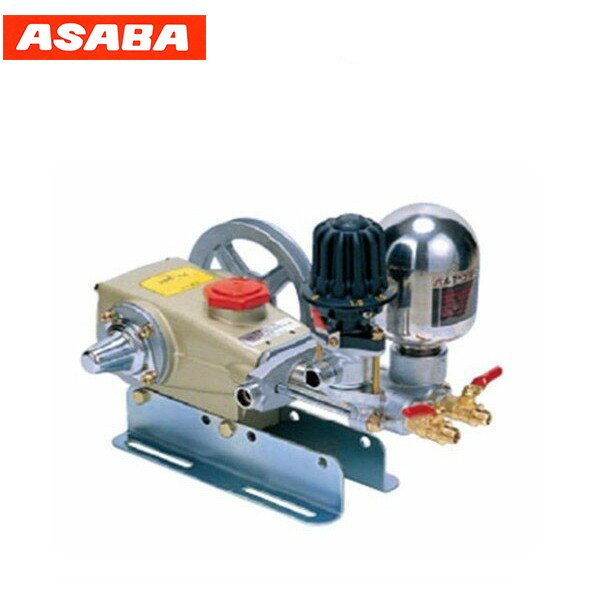 ASABA AMS-154-S 単体動噴 ピストン式《代引き不可×》