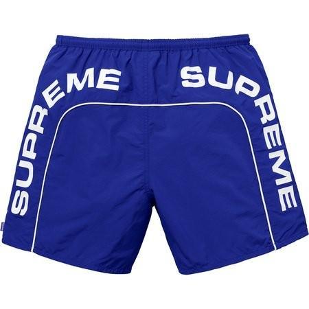 Supreme 2018年春夏 Arc Logo Water Short 水着 ロイヤル