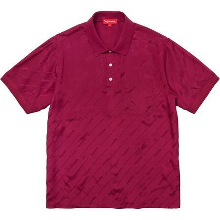 Du REME Brodé Polo Shirt