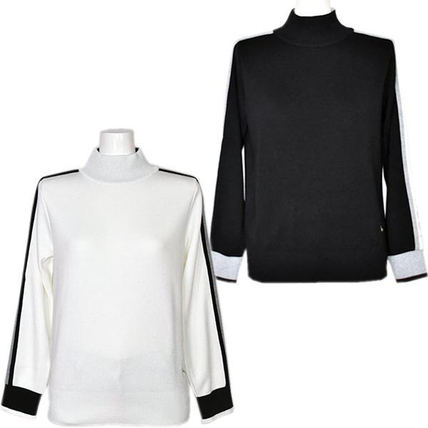 アダバット adabat レディース 長袖ジップアップポロシャツ ゴルフウェア 通常販売価格:18700円