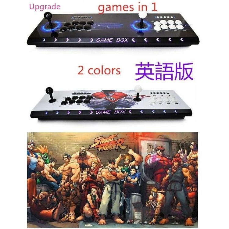 家庭用アーケードゲーム機 2600 in 1 アーケードコントローラー 筐体コンソール [英語版]A3568