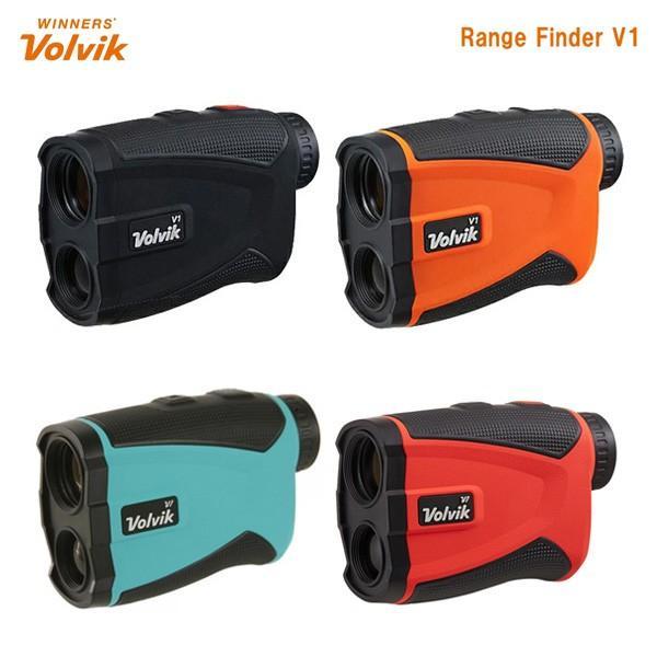 ボルビック ゴルフ レンジファインダー V1 レーザー距離測定器 レンジファインダー Volvik ゴルフ用距離計測器