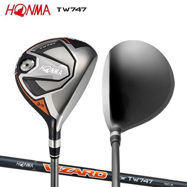 最適な材料 ホンマ ゴルフ ツアーワールド TW747-FW フェアウェイウッド VIZARD For TW747 50 カーボンシャフト HONMA ヴィザード, Vibi 0842eec8