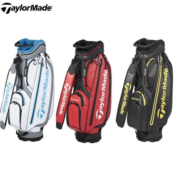 テーラーメイド ゴルフ TM ウォーターリペレント KY319 カート キャディバッグ TaylorMade ゴルフバッグ
