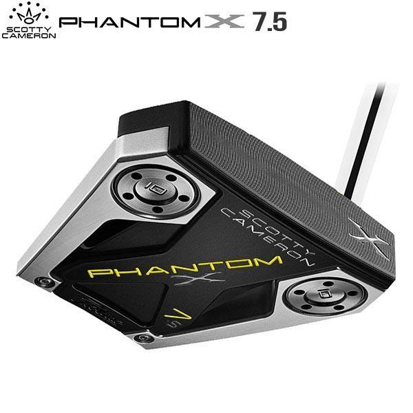 タイトリスト ゴルフ スコッティキャメロン ファントムX 7.5 パター SCOTTY CAMERON PHANTOM