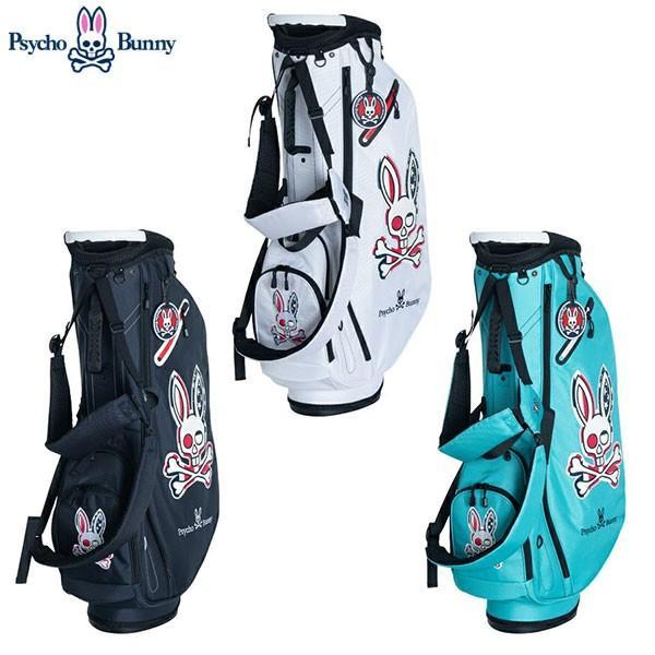スペシャルオファ サイコバニー ゴルフ PBMG9FC4 スタンド キャディバッグ Psycho Bunny ゴルフバッグ, カフス専門店-16th Street 01f16513