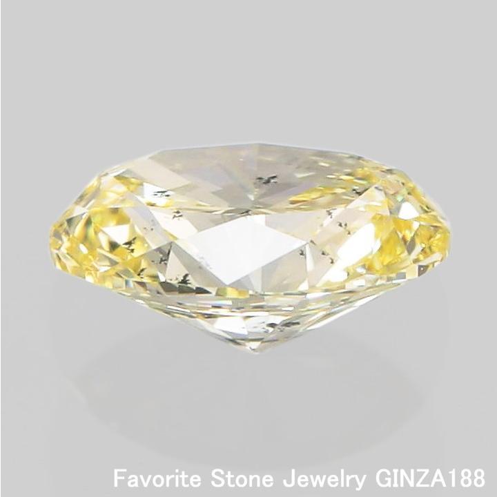 美しい 【返品可能】 ダイヤモンドルース(裸石) 1.078ct VERY LIGHT YELLOW SI-1 オーバル 中央宝石鑑定書 (270862), ツナギマチ 62b86405