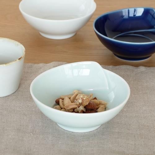 白山陶器 ひとえ 波佐見焼 小付 取り鉢 鉢 小鉢 HITOE 11.5×5cm HAKUSAN 日本製 青 白 favoritestyle 04