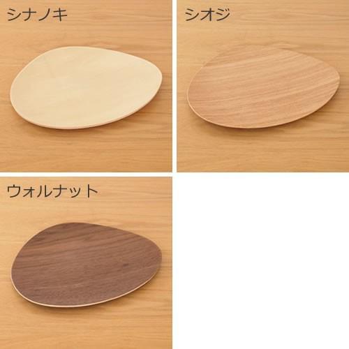 木製 食器 皿 プレート 平皿 取り皿 マロン型 日本製 Natural Plywood Dish Marron M GOLD CRAFT ゴールドクラフト|favoritestyle|03