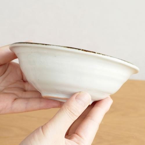 波佐見焼 HASAMI 翔芳窯 藍の器 小鉢 14cm 取鉢 取皿 深皿 ボウル 陶磁器 職人 手書き 軽量 軽い 薄い 日本製|favoritestyle|05