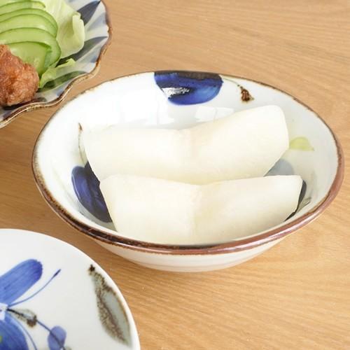 波佐見焼 HASAMI 翔芳窯 藍の器 小鉢 14cm 取鉢 取皿 深皿 ボウル 陶磁器 職人 手書き 軽量 軽い 薄い 日本製|favoritestyle|07