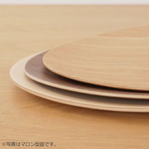 木製 食器 皿 プレート 丸型 円形 日本製 Natural Plywood Plate Wide Rim S GOLD CRAFT ゴールドクラフト|favoritestyle|05