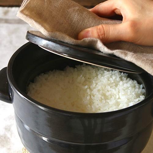 かもしか道具店 ごはんの鍋 3合 日本製 土鍋 萬古焼 ご飯鍋 3合炊き|favoritestyle|02