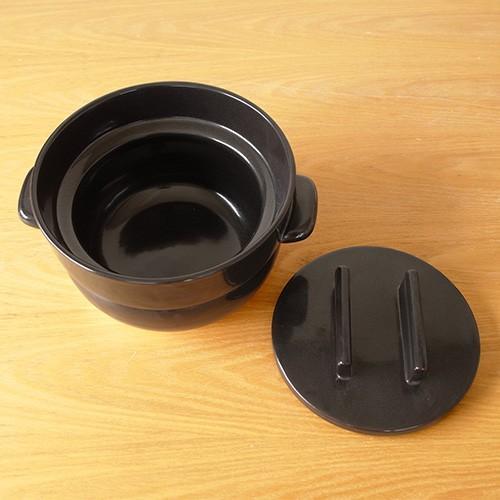 かもしか道具店 ごはんの鍋 3合 日本製 土鍋 萬古焼 ご飯鍋 3合炊き|favoritestyle|03