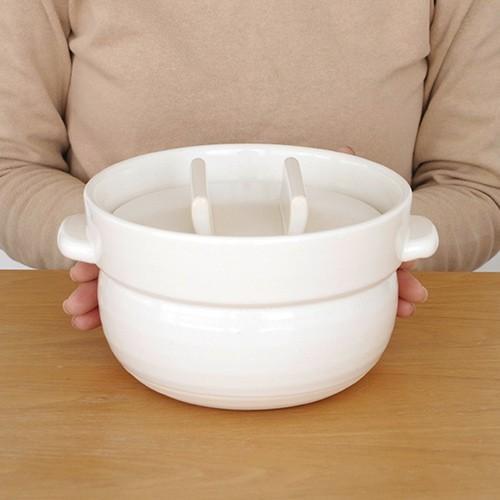 かもしか道具店 ごはんの鍋 3合 日本製 土鍋 萬古焼 ご飯鍋 3合炊き|favoritestyle|08
