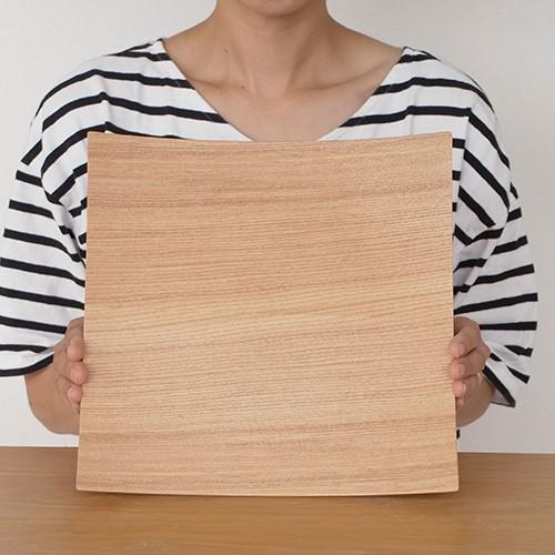 木製食器 皿 プレート 木製 食器 四角 スクエア 正方形 27cm 日本製 Natural Plywood Dish Square L GOLD CRAFT ゴールドクラフト|favoritestyle|07