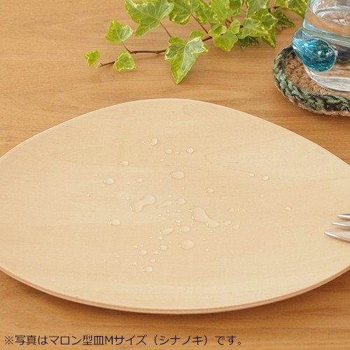 木製食器 皿 プレート 木製 食器 四角 スクエア 正方形 21.5cm 日本製 Natural Plywood Dish Square M GOLD CRAFT ゴールドクラフト|favoritestyle|03