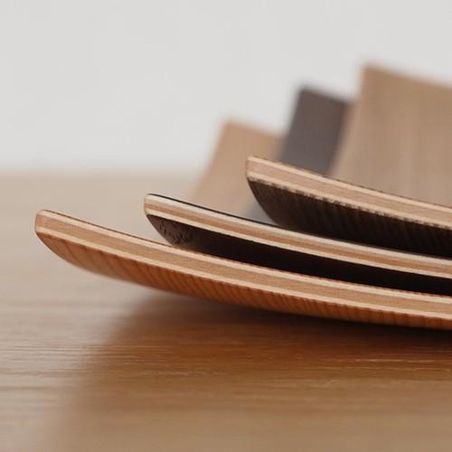 木製食器 皿 プレート 木製 食器 四角 スクエア 正方形 21.5cm 日本製 Natural Plywood Dish Square M GOLD CRAFT ゴールドクラフト|favoritestyle|04