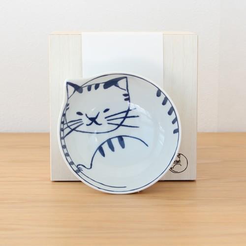 波佐見焼 neco鉢 4枚セット 木箱入り 小鉢 取り鉢 取り皿 ボウル 猫鉢 ねこ鉢 猫 磁器 石丸陶芸 日本製|favoritestyle|08