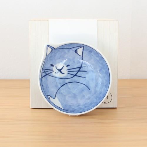 波佐見焼 neco鉢 4枚セット 木箱入り 小鉢 取り鉢 取り皿 ボウル 猫鉢 ねこ鉢 猫 磁器 石丸陶芸 日本製|favoritestyle|09