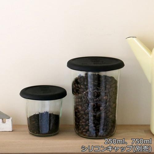 [5/30までポイント5倍] WECK キャニスター モールドシェイプ 80ml MOLD SHAPE ガラスキャニスター ウェック 保存容器 保存瓶 WE-080|favoritestyle|10