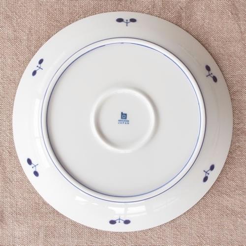 白山陶器 ブルーム プレート M 20cm リース BLOOM 波佐見焼 HAKUSAN HKSN-BLM-02|favoritestyle|04