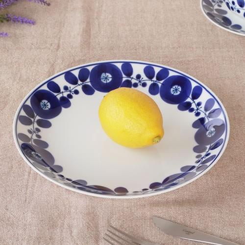 白山陶器 ブルーム プレート L 23.5cm リース BLOOM 波佐見焼 皿 平皿 HAKUSAN HKSN-BLM-03 プレゼント|favoritestyle|03
