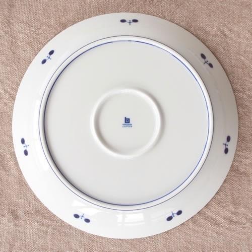 白山陶器 ブルーム プレート L 23.5cm リース BLOOM 波佐見焼 皿 平皿 HAKUSAN HKSN-BLM-03 プレゼント|favoritestyle|04