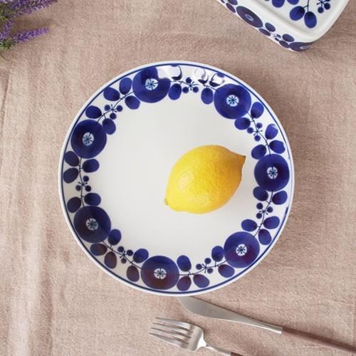白山陶器 ブルーム プレート L 23.5cm リース BLOOM 波佐見焼 皿 平皿 HAKUSAN HKSN-BLM-03 プレゼント|favoritestyle|05