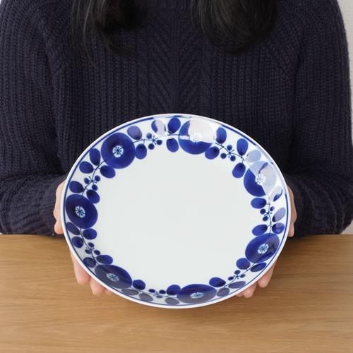 白山陶器 ブルーム プレート L 23.5cm リース BLOOM 波佐見焼 皿 平皿 HAKUSAN HKSN-BLM-03 プレゼント|favoritestyle|06