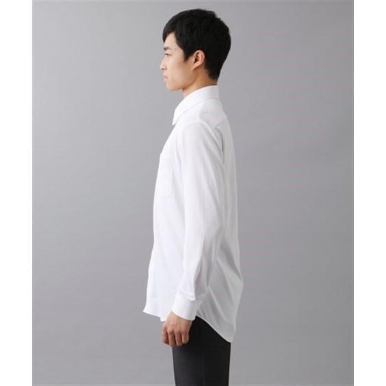 (特別価格) ノーアイロン長袖ストレッチiシャツ 伸びる ワイシャツ M-10L レギュラーカラー 大きいサイズ メンズ はるやま i-Shirt|faz-store|04