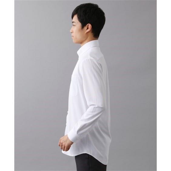 (特別価格) ノーアイロン長袖ストレッチiシャツ 伸びる ワイシャツ M-10L ボタンダウン 大きいサイズ メンズ はるやま i-Shirt アイシャツ faz-store 04