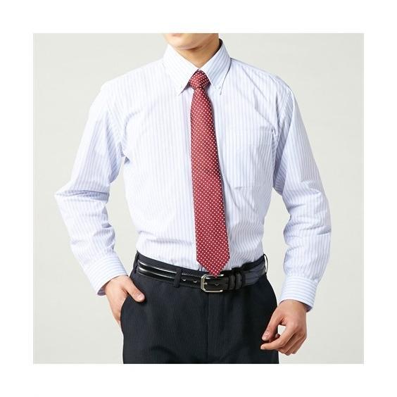 長袖ワイシャツ3枚セット メンズ M-8L ボタンダウン 抗菌防臭・形態安定長袖ワイシャツ3枚組 まとめ買いでお買い得! 大きいサイズ メンズ 送料無料 faz-store 03