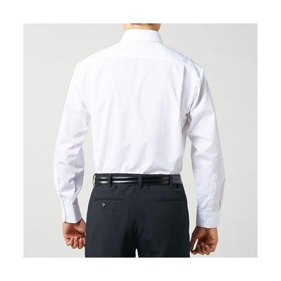 長袖ワイシャツ3枚セット メンズ M-8L ボタンダウン 抗菌防臭・形態安定長袖ワイシャツ3枚組 まとめ買いでお買い得! 大きいサイズ メンズ 送料無料|faz-store|04