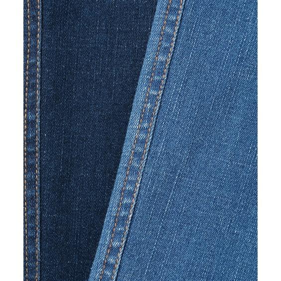ストレッチ素材で動きやすい! 後ポケット合皮使いストレッチデニムパンツ メンズ M-10L 洗濯機で洗えるので汚れてもOK! 大きいサイズ メンズ ニッセン faz-store 06