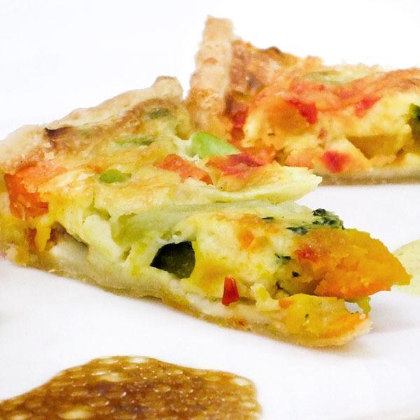 冷凍食品 味の素 7種の野菜のキッシュ 食品 オードブル キッシュ 業務用 fbcreate 03
