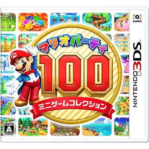 マリオパーティ100 ミニゲームコレクション(Nintendo 3DS対応)|fbworld-store