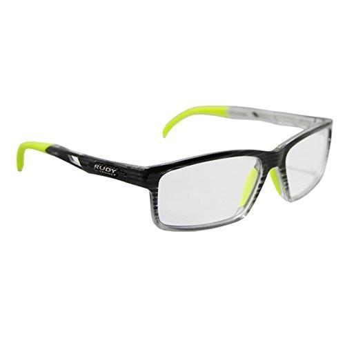 RUDY PROJECT(ルディプロジェクト) 眼鏡 メガネ スポーツ ロード バイク インツゥーイッション B ブラックグロスフレーム ラ