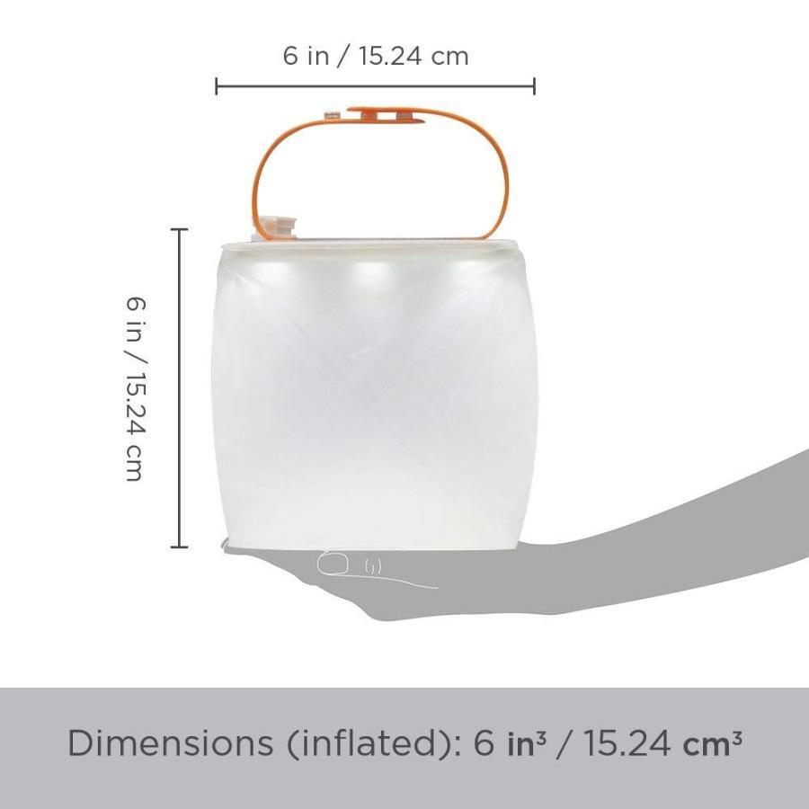 LuminAID(ルミンエイド) パックライト マックス USB 15cm 37010