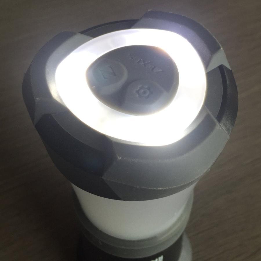 冨士灯器 LEDランタン ZX-510 BK