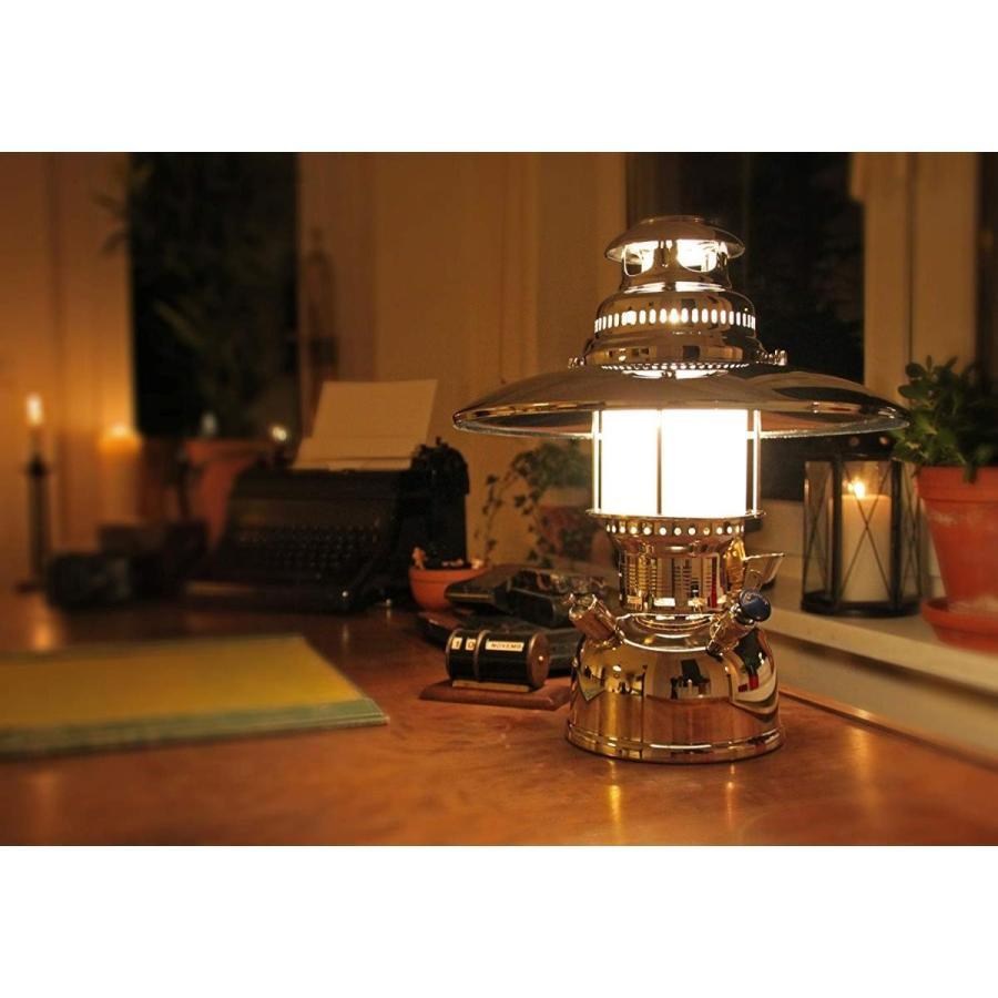 PETROMAX(ペトロマックス) 電気ランタン エレクトロ ブラス 家庭用コンセント使用 60W 日本正規品 12509
