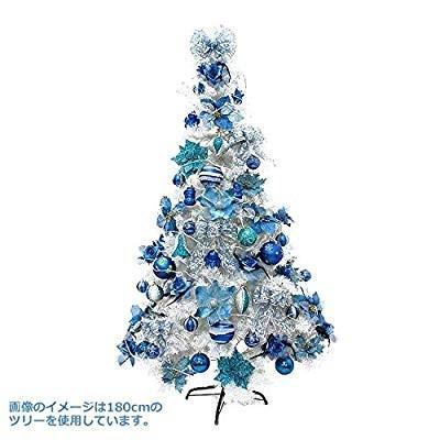 クリスマスツリー 北欧 選べる 210cm led 付 北欧風 おしゃれ オーナメント セット クリスマス ツリー 会社 店舗 家庭 用 c