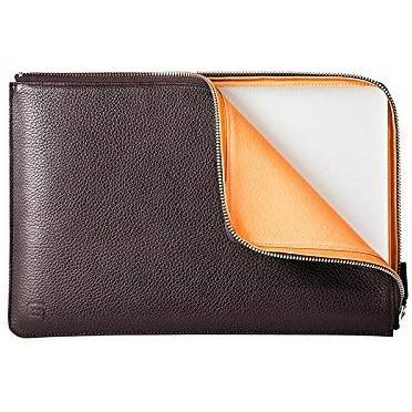 GRAMAS Meister Leather Sleeve for MacBook Air (MacBook Air 13inch, Bro