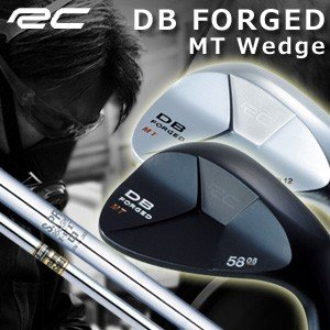 ロイヤルコレクション DB FORGED MT Wedge Dynamic ゴールド スチールシャフト / N.S.PRO 950GH スチールシャフト