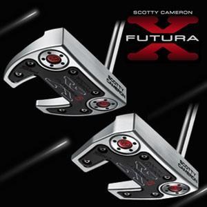 新しい季節 タイトリスト スコッティキャメロン FuturaX5/X5R(フューチュラX5/X5R)パター (日本正規品), ゴルフ処 一休:3aa7fd36 --- airmodconsu.dominiotemporario.com