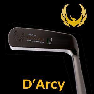KRONOS GOLF(クロノス ゴルフ) D'Arcy(ダーシー) パター (日本正規品) 【ルール不適合品】