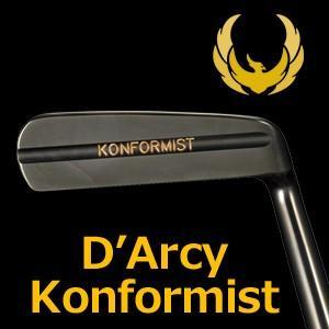 祝開店!大放出セール開催中 KRONOS GOLF(クロノス GOLF(クロノス ゴルフ) D'Arcy Konformist(ダーシー KRONOS・コンフォーミスト) パター (日本正規品), 五個荘町:040fc80f --- airmodconsu.dominiotemporario.com