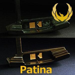 KRONOS GOLF(クロノス ゴルフ) PATINA(パティーナ) パター (日本正規品) 【世界数量限定モデル】