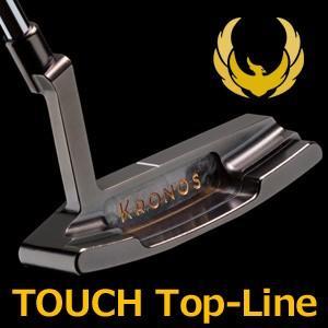 KRONOS GOLF(クロノス ゴルフ) TOUCH Top-Line(タッチ・トップライン) パター (日本正規品)